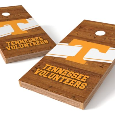 Tennessee Volunteers Cornhole Set - Big Logo - Front